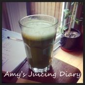 Amy's Juice Diary